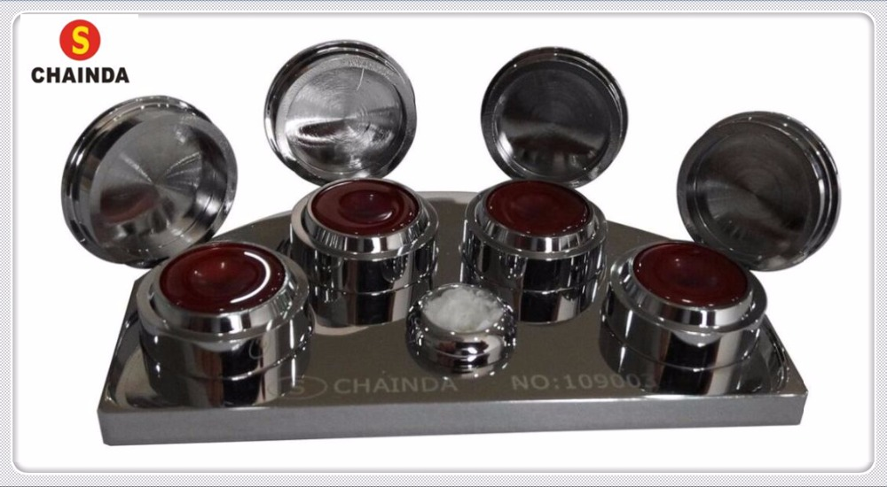 Free Shipping 1pc Brand New 30180 Ceramic Oil Cup Metal Stand with Lip and Pegwood for Watch Repair