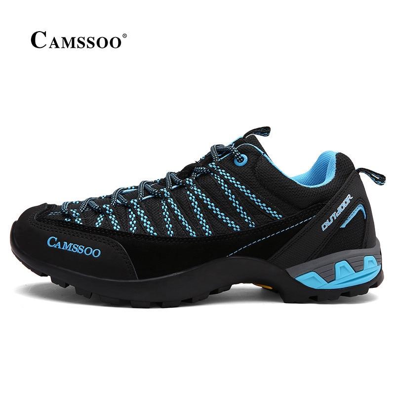 Men Outdoor Hiking Shoes Walking Women Sports Waterproof Breathable Shoes Camping Trekking Sneakers Climbing Mountain Sneakers