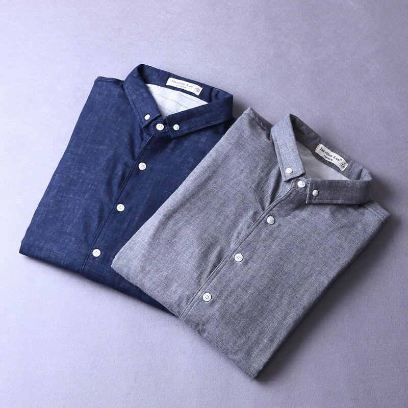 2018 New arrival long sleeve shirt men linen brand fashion men shirts cotton spring flax shirt mens solid casual shirts male 3XL