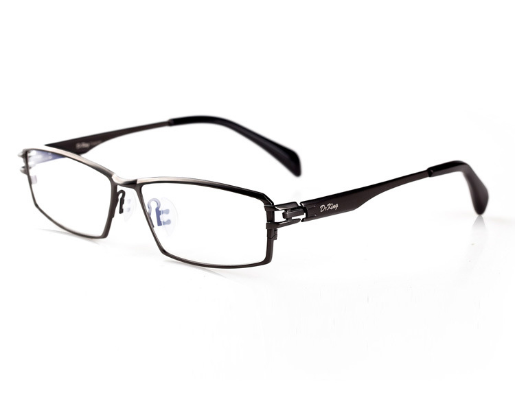 Eyeglasses Frames Luxury : man fashion brand designer titanium flex eyeglasses myopia ...