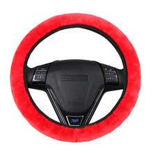 Фотография Thicker steering wheel cover
