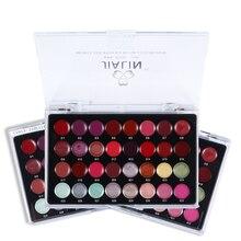 32 Color Lip Gloss Palette Professional Makeup Lips Moisturizing Lip Balm Genuine Long-lasting Glossy High Class Matte Lipsticks