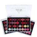 32 Colores brillo de Labios Paleta de Maquillaje Profesional Labios Hidratante Bálsamo labial Genuino Mate Barras de Labios De Larga duración Brillante de Alta Clase