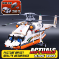 Lepin 20002 technology series mechanical group high load helicopter blocks Compatible With 42052 Boy assembling toys