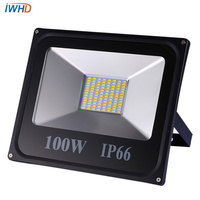 IWHD Square LED Cast Light Garden Decorative Lights Trees Green Lighting 30W 50W LED Plants Beautiful