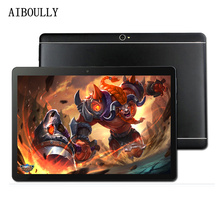 AIBOULLY 2018 New 10 1 inch Android Tablet PC 7 0 OS Octa Core 4GB 64GB