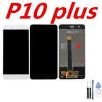 LCD Display Touch Screen Digitizer Assembly replacement for Original Huawei P10 Plus lcd screen repair phone Screen accessories