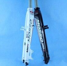 """Mosso tenedor 26 """"Tenedor bicicleta MTB/Road Bike Horquillas rígidas MD5 26 tamaño modelo de Disco de Freno/D + V Freno De estilo diferente para M3 M5 2016"""