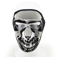 New Ghost Masks Skull Paintball Costume Outdoor CS Helloween Airsoft Hunting Bicycling Army Tactical Full Face Mask
