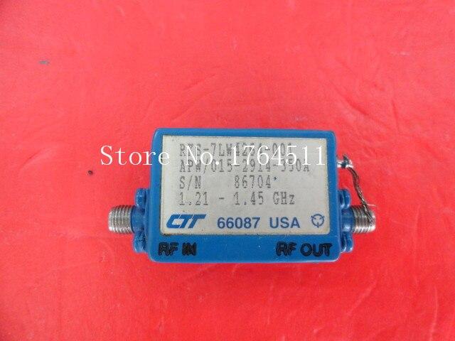 [BELLA] CTT APW/015-2914-350A 1.21-1.45GHZ SMA Supply Amplifier
