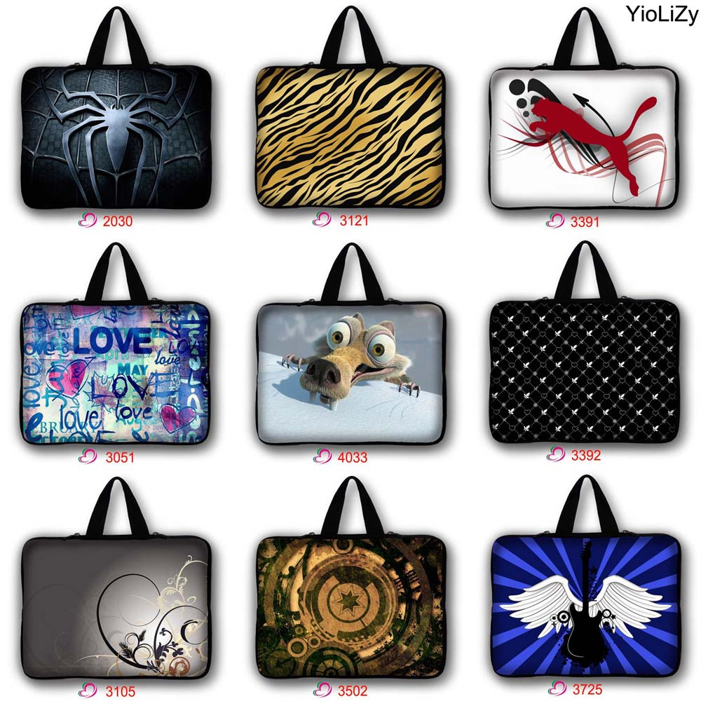 17.3 Notebook Sleeve 15.6 mini PC Laptop bag 14.1 7.9 tablet cover 10.1 12.3 computer case 13.3 For case macbook pro 13 LB-hot2