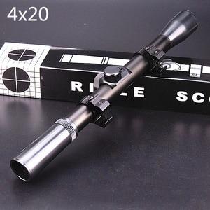 4x20 Hunting Riflescopes Holog