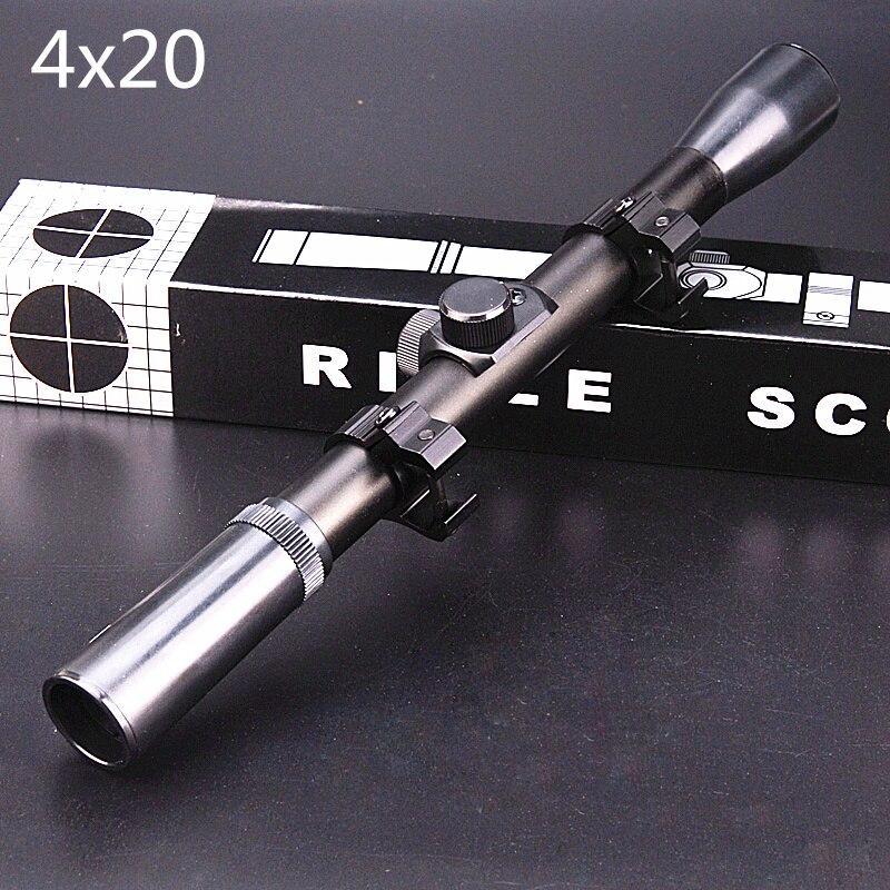 4x20 Optics Holographic Visão Riflescopes Caça Armas Acessórios Tiro Pistola Escopos Atirador Retículo Mira Reflex red dot