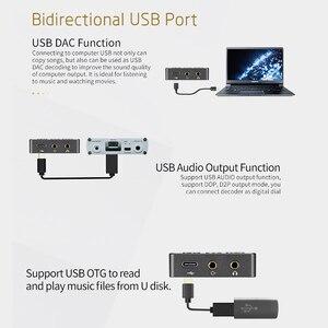 Image 5 - xDuoo X3II X3 II USB DAC Mp3 Player Bluetooth 4.0 AK4490 Portable HIFI Mp3 Music Player DSD128 Lossless MP3/WAV/FLAC player