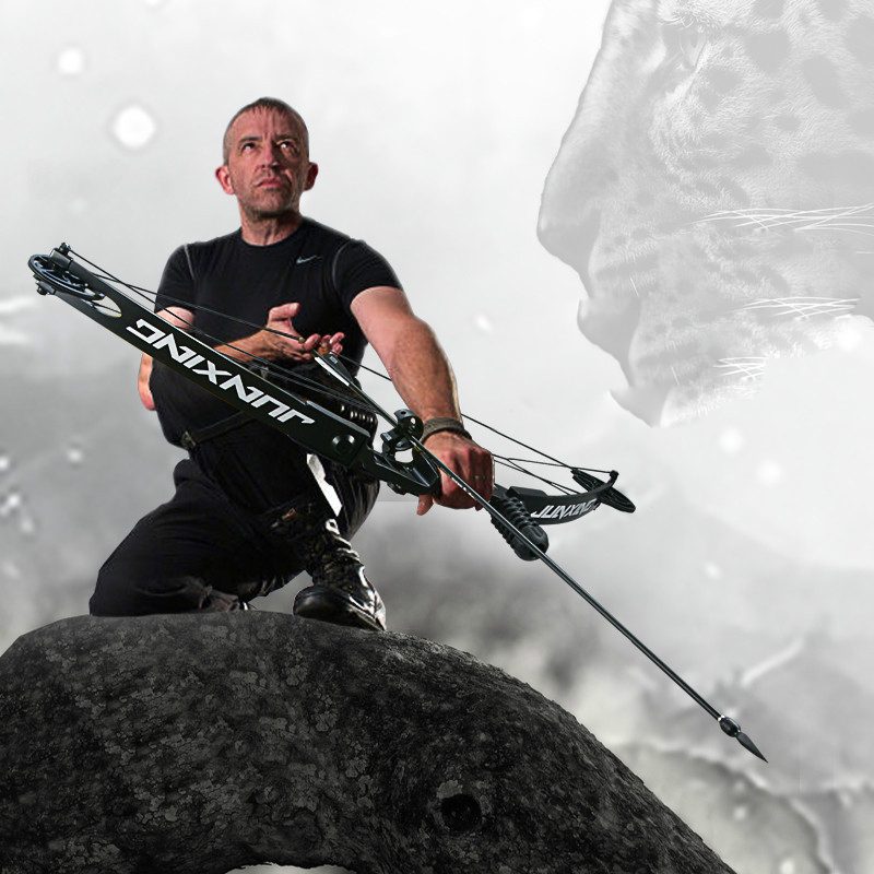 מקצועי מתחם קשת 30-45 £ Junxing M183 דגם חזק חץ וקשת קשת חיצוני דייג ירי חץ וקשת ציד קשת G205