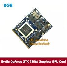 free shipping for Nvidia GeForce GTX 980M font b Graphics b font GPU font b Card
