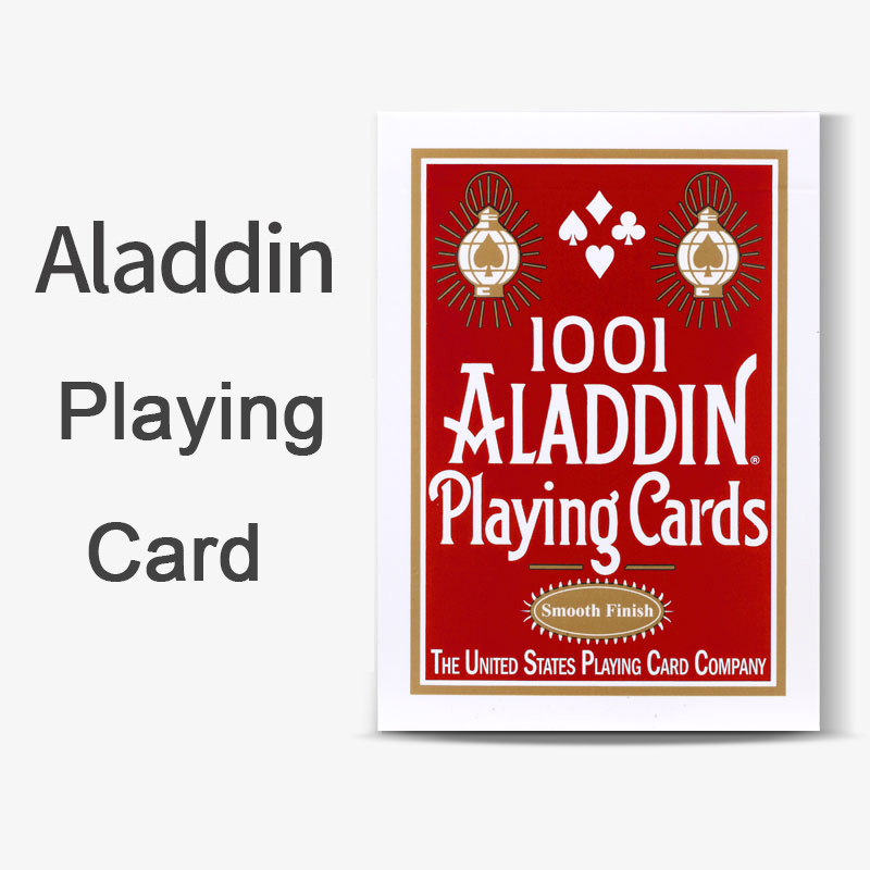 Hot 1001 Aladdin Playing Cards Magic Category