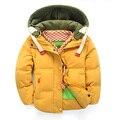 High Quality 2017 New Winter Autumn Children Coat Children's Clothing Thickening Kids Warm Down Coat