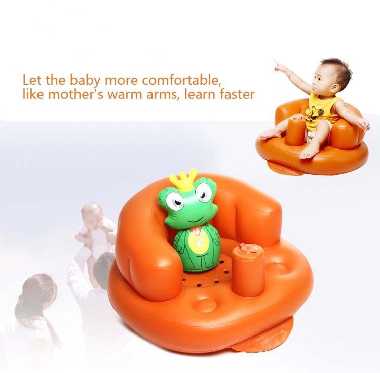 marca kids sof asiento de ducha plegable inflable rpida asiento de silla de comedor silla de