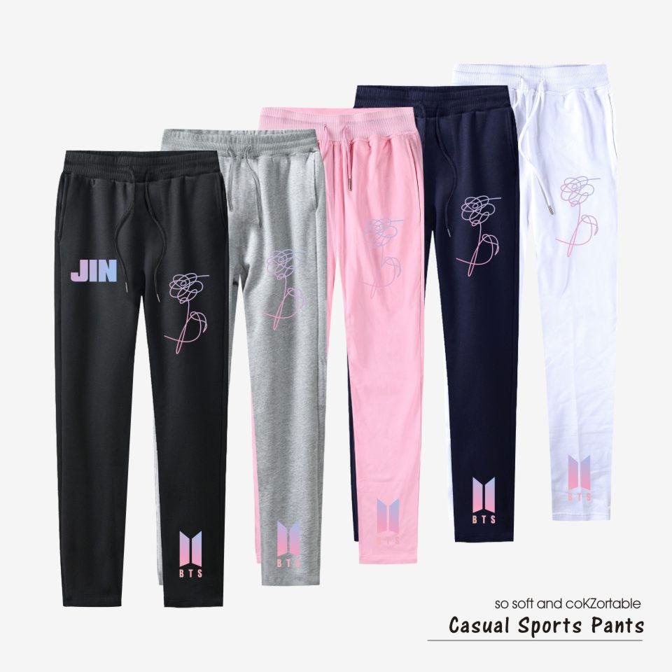 Einfach Luckyfridayf 100% Baumwolle Top Qualität Hosen Liebe Selbst Hosen Casual Stil Jogginghose Hosen Frauen Männer Plus Größe A3882