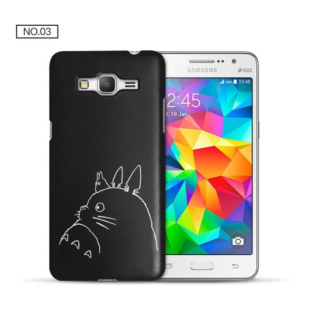 Totoro Cover for Coque Samsung Galaxy Grand Prime