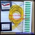 FTTH installation 1x8 port PLC Fiber Optical Splitter SM 2.0mm-SC/A PC LC,FC,ST ect options
