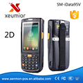 SM-iData95V 6000 mAh Capacity Battery Android Barcode Scanner with 1D, 2D Laser Handheld Terminal PDA