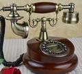 Класс аон дерева старинный европейской ретро телефоны / мода гостиная телефон