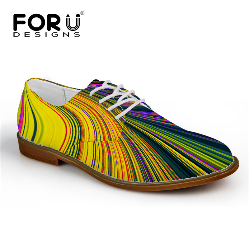 FORUDESIGNS Custom Mens PU Leather Shoes Casual Men Oxford Flats mocassin homme Male Luxury Designer Shoes