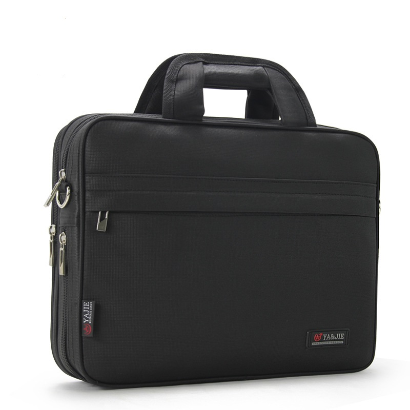 995 Oxford Cloth Computer Bag Single Shoulder Bag Briefcase Large Capacity Waterproof And Wearable Business Briefcase