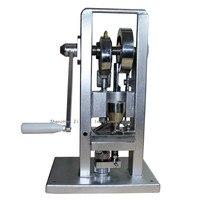 คู่มือ Single punch กดแท็บเล็ต/pill press เครื่อง/pill ทำ/(lightest ประเภท) TDP-0/มือ/mini type 20 กก