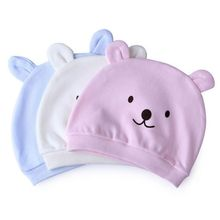 Fashion Cartoon Animal Printed Kids' Caps Infants Children Warm Soft Hats Beanie Kids Hats Headwear 1PC