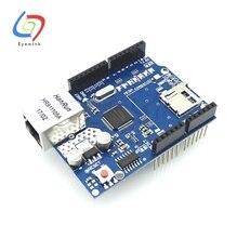 10 adet UNO kalkan Ethernet kalkanı W5100 R3 arduino için geliştirme kurulu