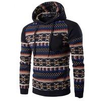 11 11 2017 Reliable Cotton Sweatshirt For Men PLUS SIZE Retro Long Sleeve Hoodie Hooded Sweatshirt