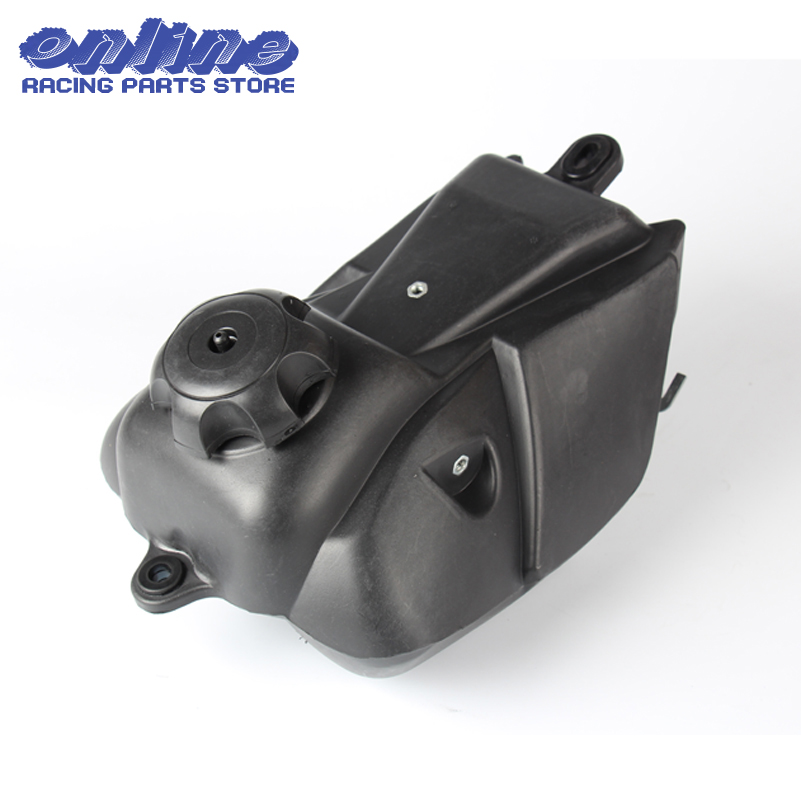 Fuel Gas Petrol Tank with valve For KLX110 Kayo Apollo BSE Pit Dirt Bike Motocross Enduro Motorcycle Supermoto Off Road