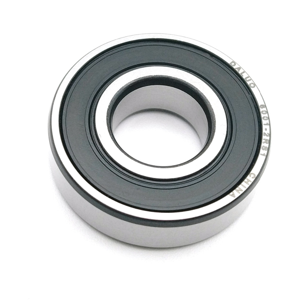 DALUO Bearing 6001 12x28x8 6001ZZ 6001-2Z 6001ZZH 6001-2RS 6001-2RS1 6001Z Single Row Deep Groove Ball Bearings