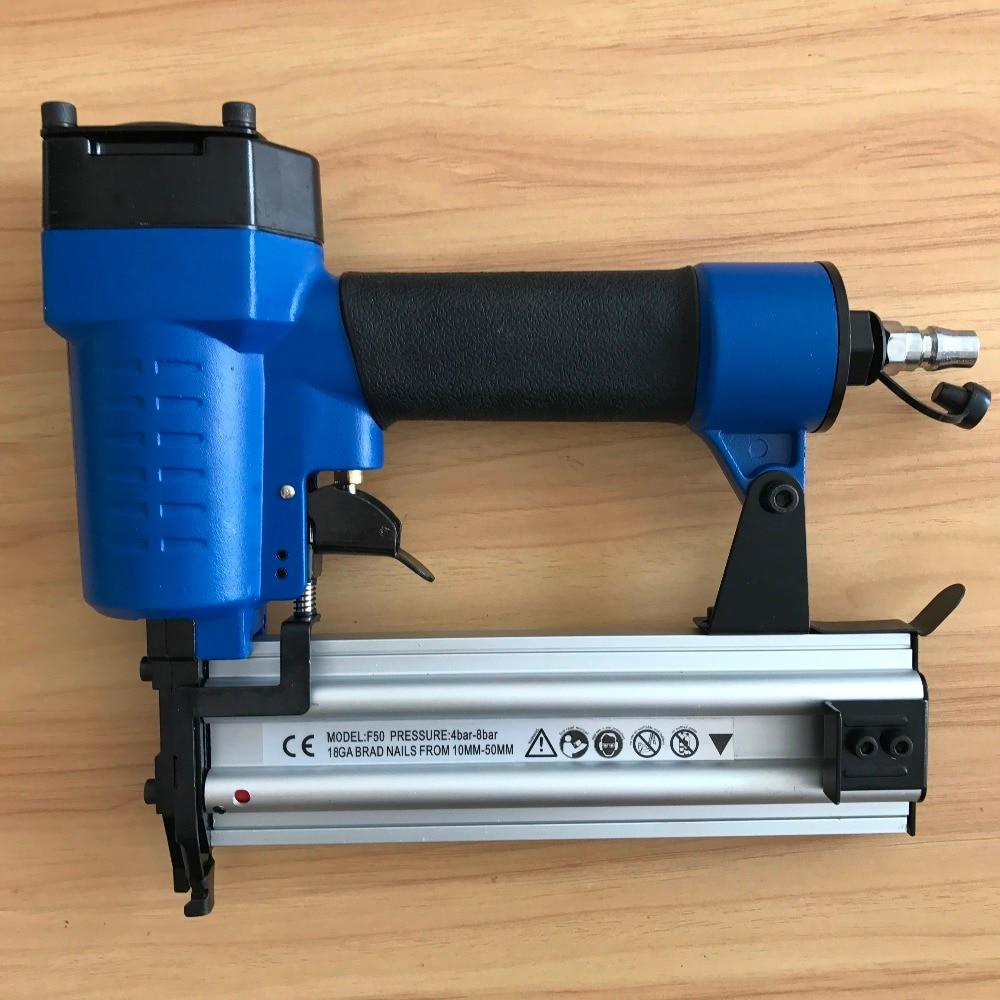 SAT1607 F50B õhkküünepüstol - pneumaatiline naelapüstol - - Elektrilised tööriistad - Foto 4