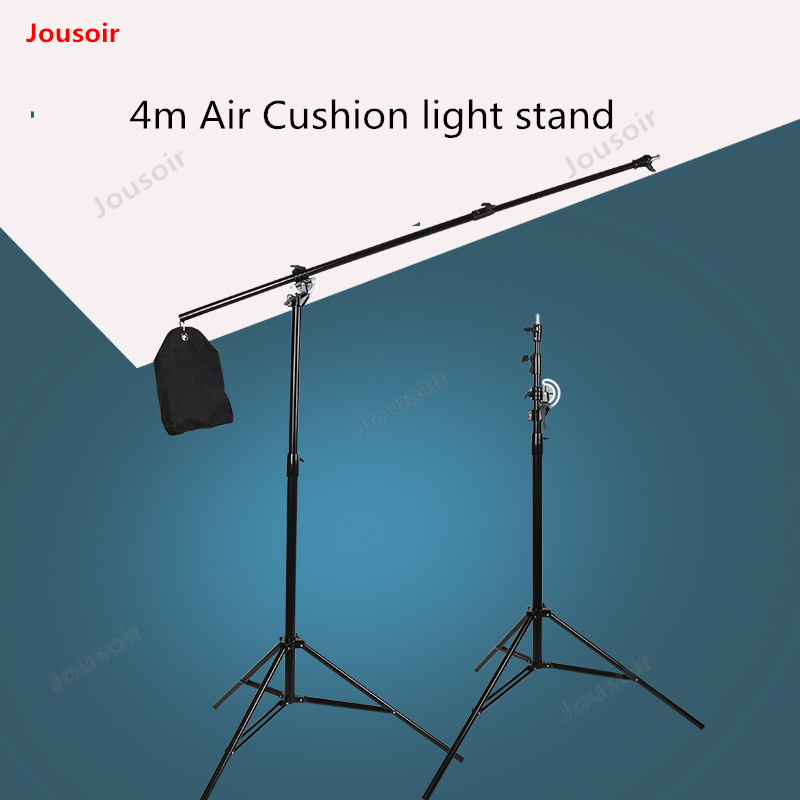 Photographic lamp Rack 4 m dual use flash bracket cantilever rack tripod Telescopic hoverboard rack CD50 T03Photographic lamp Rack 4 m dual use flash bracket cantilever rack tripod Telescopic hoverboard rack CD50 T03