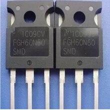 10 шт./FGH60N60SMD FGH60N60 60N60SMD TO-247 IC