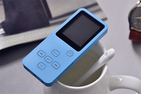 8GB High quality Wireless Bluetooth Hifi Mp3 Music Player Nondestructive Support Extended TF Card FM Walkman Mp3 Player
