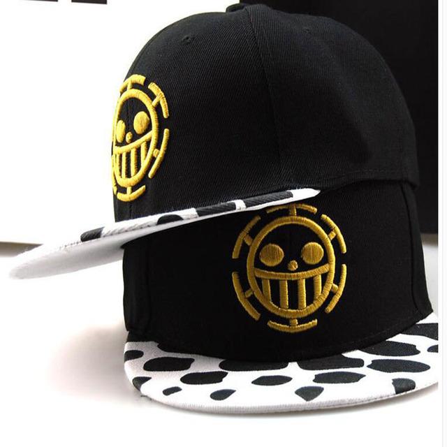 One Piece Trafalgar Law Baseball Cap Hat