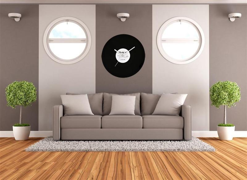 Decoratie muur woonkamer for Woonkamer design
