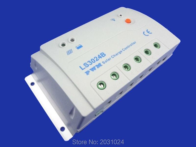 Epsolar Solar regulator 30A 12V 24V solar charge controller 50V LS2024B epsolar solar regulator 30a 12v 24v solar charge controller 50v