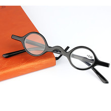JIE.B HOT Designer Classical Retro Round Frame Reading glasses Women\Men diptor 1.0 +1.5 +2.0 +2.5 +3.0 Oculos de grau