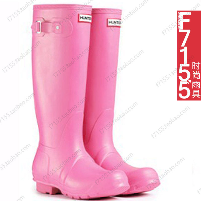 Pink Rain Boots For Women - Cr Boot