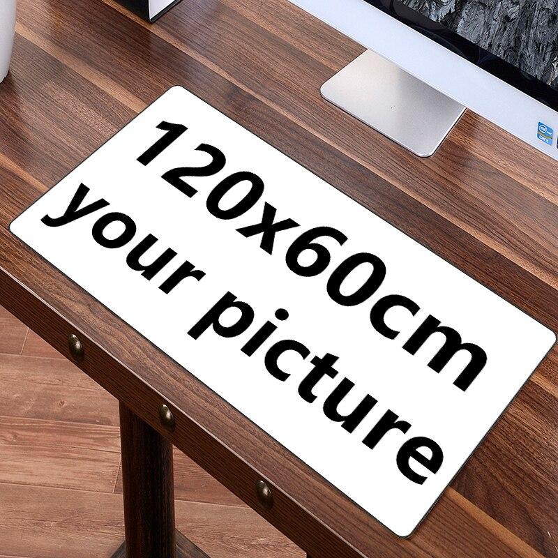 FFFAS 120x60 cm 100x50 cm grand tapis de souris de jeu tapis de bricolage personnalisé grand tapis de Table coussin clavier tapis de souris personnaliser vitesse jeu de joueur