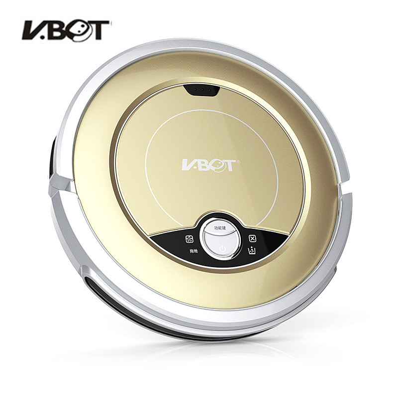 V-BOT GVR668F  Home Automatic Cleaning Robot Double-sided Brush Suction Sweep One Machine Automatic Sweeping Smart Planned v bot gvr610d intelligent sweeping robot vacuum cleaner home sweep suction automatic wifi wireless one machine