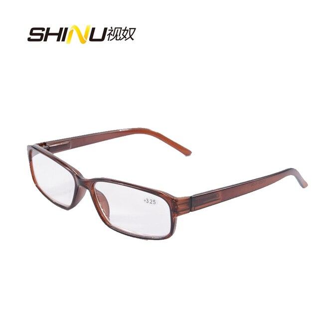 d9a2c86df6af6 Óculos de leitura óculos de miopia masculinos diptors + 1.25 + 1.5 + 2.0 +  2.5