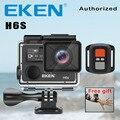 Экшн-камера Deportiva EKEN H6S Ultra HD 4K WiFi EIS электронная стабилизация изображения Go водонепроницаемая Спортивная DV камера 1080P Pro