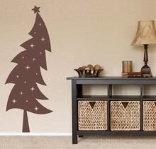 Christmas Wall Murals New Year Home Decor Wall Sticker Christmas Tree  Festival Room Special Decor Wall Decals MC031 Part 80